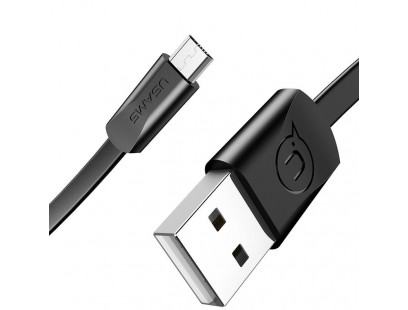 60cm lankstus micro USB laidas