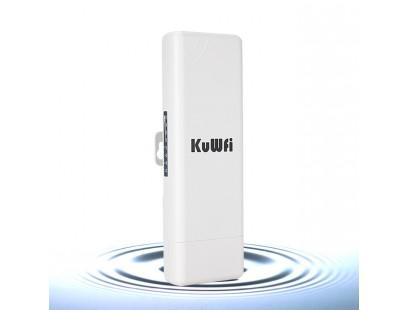 KuWfi 150M wifi lauko kartotuvas/tiltas