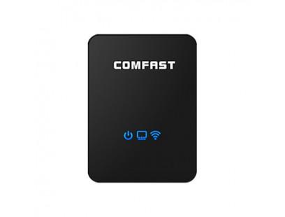 Comfast 150M wifi kartotuvas