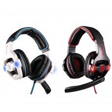 Stereo Bass žaidimų ausinės Sades SA 903