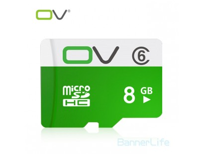 OV micro SD 8GB