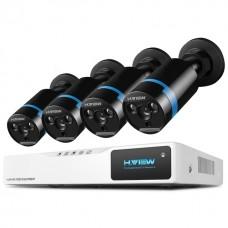 H. VIEW apsaugos kamerų sistema