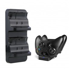 Xbox one žaidimų pultų įkrovėjas