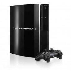 Sony ps3 fat 160GB čipuotas