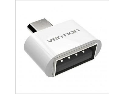 Vention Micro USB To USB OTG Adapteris